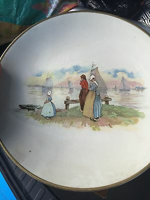 WH Grindley And Co Ltd English Two Plates
