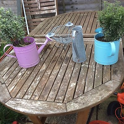 Garden Table And 6 Chairs Bargain  !!