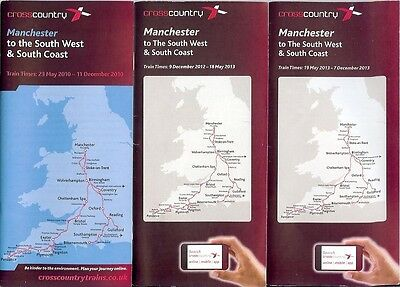 Cross Country XC x Intercity Manchester Voyager DMU Penzance Guildford station