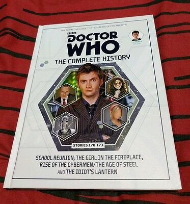 Doctor Who The Complete History Volume #52 Hardcover Used