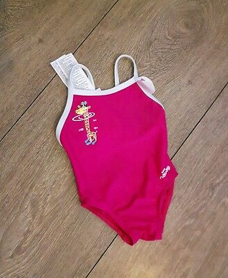 Baby Girls Swimming Costume Age 12 Months  New