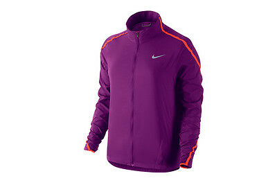 Women's Nike Running Jacket Size Medium (M) UK 10-12 RRP £80.00