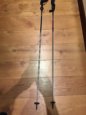 Rossignol Carbon Composite Series Power Ski Poles 130.7 Or 51.5 Inches