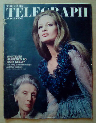 The Daily Telegraph Magazine  22 November 1968 number 216