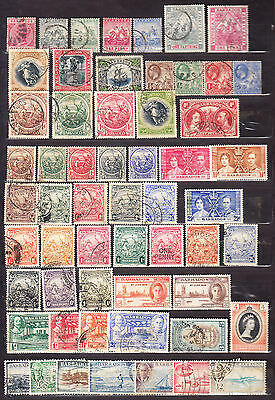 ⦿ BARBADOS Good lot of Very Fine Mint/used stamps