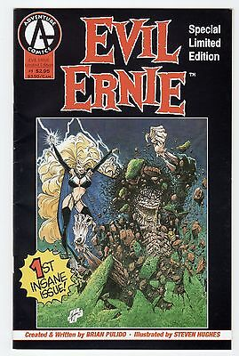 Adventure Comics EVIL ERNIE #1 Special LIMITED EDITION VF- or better