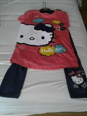 Hello kitty 2pce outfit