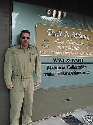 WWII Tankers Overalls