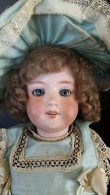 ARMAND MARSEILLE 390 A 2/12 M Made in Germany Doll c.1900 Bisque Head