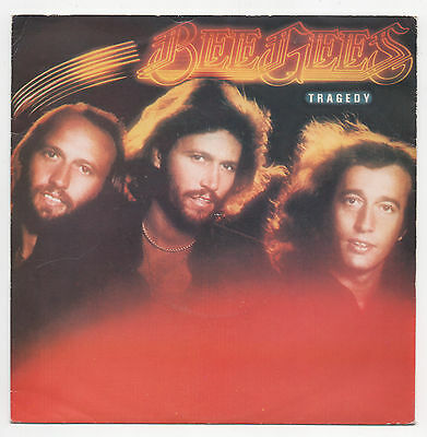 """BEE GEES - Tragedy - 1978 Vinyl 7"""" Single with PS (French Pressing)"""