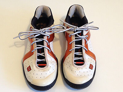 Wilson Crossfire II Professional Tennis shoes excellent hard court clay grass 7