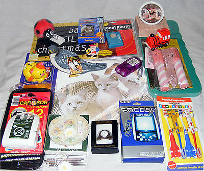 Job Lot of Assorted Items Suitable for Car Boot Sellers (B)
