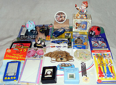 Job Lot of Assorted Items Suitable for Car Boot Sellers (A)