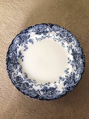 """Vintage LATE MAYERS CHATSWORTH 10"""" Dinner Plates - Set of 8 - Shabby Chic"""