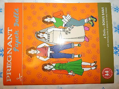 NEW Pregnant Paper Dolls Union Of Concerning Maternity Doll Clothes 0974889180
