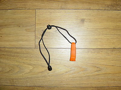 Quality Nexus Marine Safety Whistle And Marine Cord Lock Lanyard