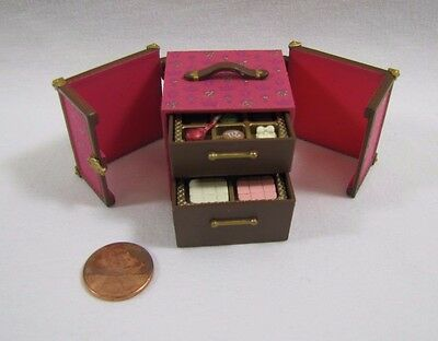 New! Dollhouse Miniature CHOCOLATE CASE TREATS Re-ment for Loving Family Rare!