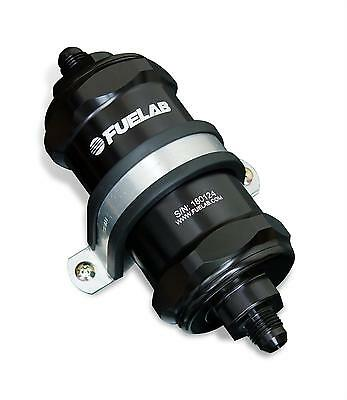 Fuelab 818 Series Inline Fuel Filter 40 microns * 81811-1 *