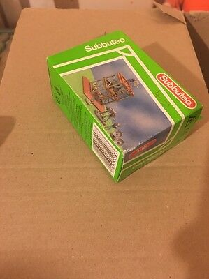 Subbuteo Tv Tower **BOXED AND MINT CONDITION**