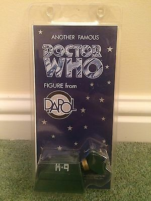 Dr Doctor Who Dapol Green K9 Boxed Unopened Rare Item