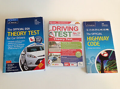The Official DSA Theory Test + The Official Highway Code + CD Hazard Perception