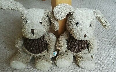 Twin Soft Toy Dogs