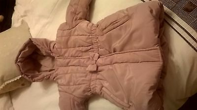 Marks and Spencer Girl's Winter Coat Age 5-6