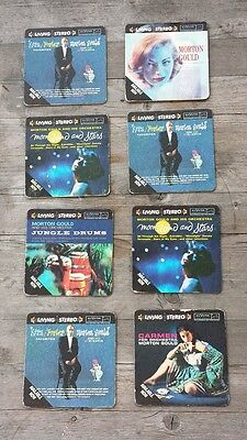 RCA Victor Living Stereo Coasters - Promotional