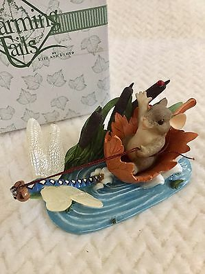 Charming Tails - Enjoy Life's Voyage, mint in box