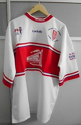 Hull Kingston Rovers - Hull KR - National Rail Cup Final 17/07/05 - 3XL