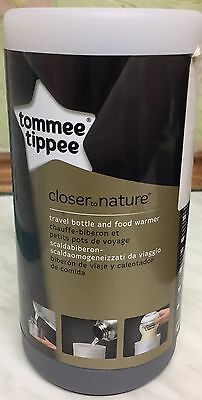 Tommee Tippee Travel Bottle and Food Warmer 500ml