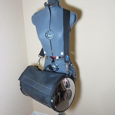 Littlearth Recycled Vw Hubcaps Duffle/shoulder Bag