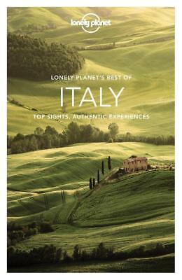 NEW Best of Italy By Lonely Planet Paperback Free Shipping