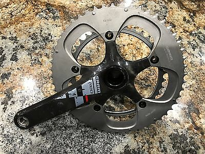 SRAM Red Carbon Crank-Arm - BB30 130 BCD  Drive Side 172.5 - 53/34