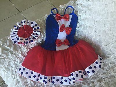 Girls dance / christmas costume