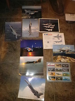 F-16 promotional photographs, General Dynamics