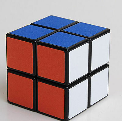 Hot Magic ABS Ultra-smooth Professional Speed Cube Rubik's 2X2 Puzzle Twist 5cm