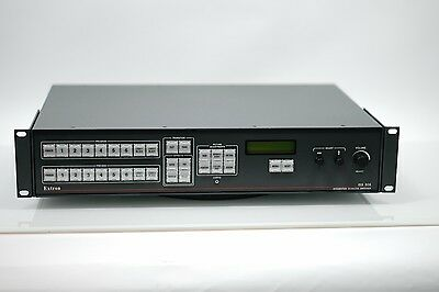Extron ISS-506 6 Channel Seamless 1080i HDTV Video Switcher with DVI OUT