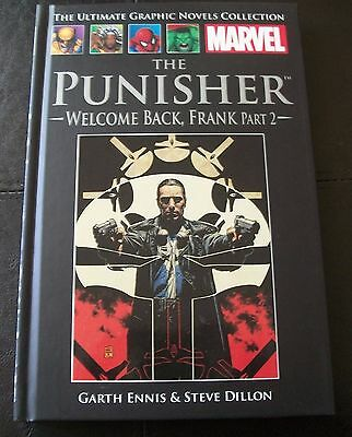 Ultimate Graphic Novels Collection, No 19 THE PUNISHER WELCOME BACK FRANK PART 2