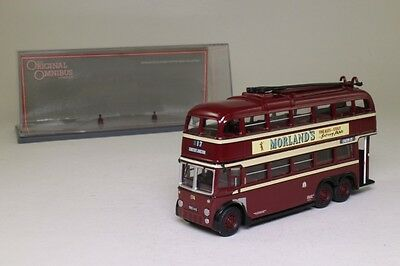 Corgi OOC; Sunbeam Trolleybus; Reading; Rt 17 Cemetery Junction; Excellent Boxed