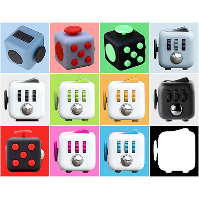 2016 Fidget Cube Kickstarter Fidget Toys for Girls Boys Christmas Gift In Stock