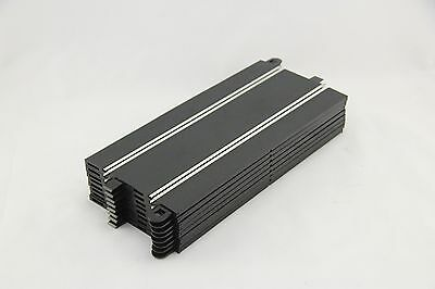 SCALEXTRIC SPORT / DIGITAL TRACK - C8205 - LONG STRAIGHT - EXC. CONDITION x8
