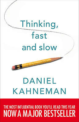 Thinking, Fast and Slow by Daniel Kahneman (IPAD/ KINDLE/ ANDROID)