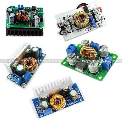 DC-DC Boost Converter Step Up 5A 6A 8A 10A 15A Power Adjustable portable charger