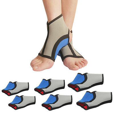 Breathable Sprain Protection Sport Ankle Protector Ankle Support Elastic Brace
