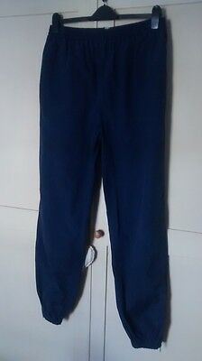 Kooga Made For Rugby Navy Blue Training Trousers Size M