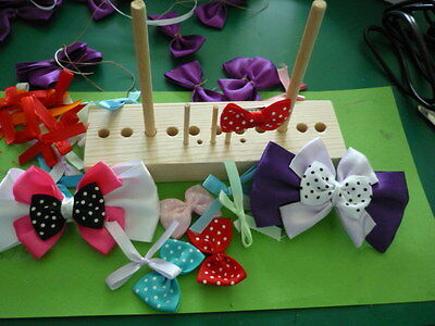 "Bow Maker ,, Wooden  Bowmaker  ""by Bows Galore"""