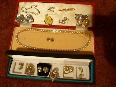 Selection of mixed Jewellery