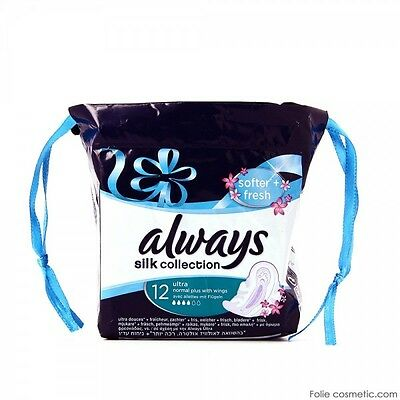 Always Silk Collection - Serviettes hygiéniques Ultra Normal - paquet de