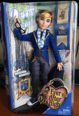 Ever After High Dexter Charming doll muñeca Mattel